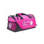 Gorilla Wear, Сумка спортивная Santa Rosa Gym Bag - Pink/Black