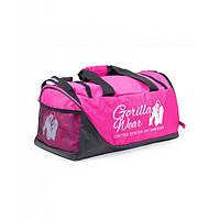 Gorilla Wear, Сумка спортивная Santa Rosa Gym Bag - Pink/Black, фото 1