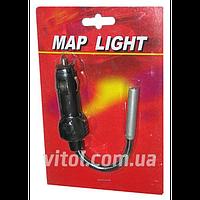 Подсветка - штурманка диодная для автомобиля LED (HA-597 BL), подсветка автомобильная, подсветка авто, подсветка салона