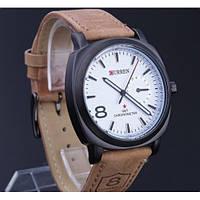 Мужские часы Curren Chronometer GMT-8, фото 1