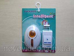 Звонок беспроводный Luckarm c питанием от батарей