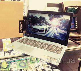Новый ноутбук Lenovo 320-15 (i3-6006U(2.0ГГц)/Nvidia 920MX, 2Гб/4Гб/1Тб