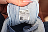 Кроссовки женские голубые Reebok Classic нат. замша реплика, фото 4