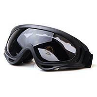 Защитная маска для страйкбола BLACK