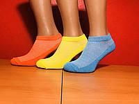 Носки женские летние укороченные сетка Крокус размер 36-40 ассорти, фото 1