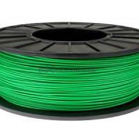 Пластик ELASTAN Зеленый (MONOFILAMENT) | пластик для 3D-принтера
