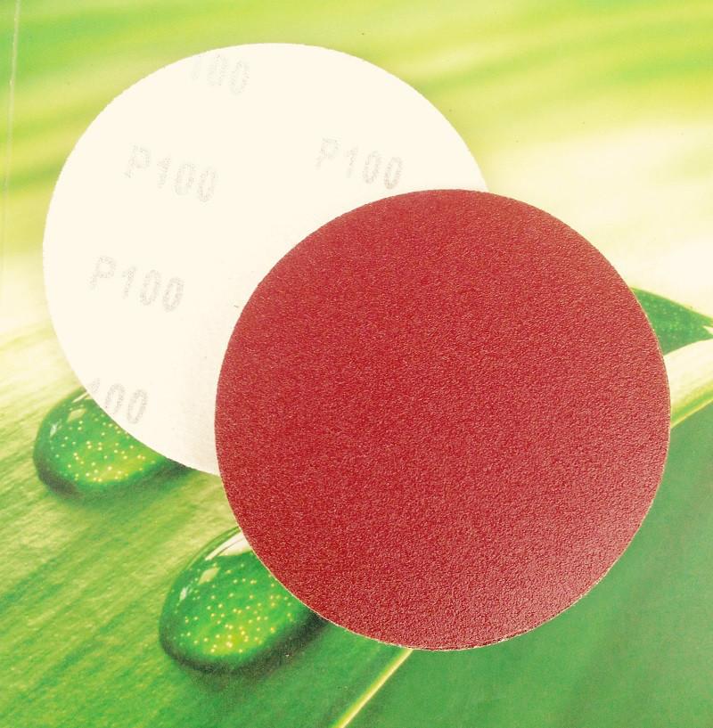 Шлифовальный круг на липучке 125 Р100