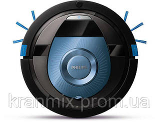 Робот пылесос Philips SmartPro Compact, черный, для сухой уборки