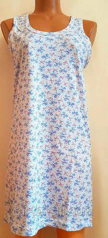 "Oncu ночная рубашка хлопок ""комбинация"" 3XL (58-60р), фото 2"