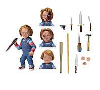 NECA Chucky Ultimate, Чаки Алтимейт, фігурка Чакі