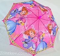 """Детский зонтик для маленьких принцесс на 3-5 лет от фирмы """"Mario""""."""