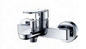 Смеситель для ванны Topaz BARTS-TB 07101-H36 с душевым комплектом
