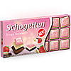 Шоколад schogetten trilogia strawberry