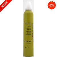 UNA Bodifying foam / Пенка гибкой фиксации для тонких волос, 300 мл (Rolland)
