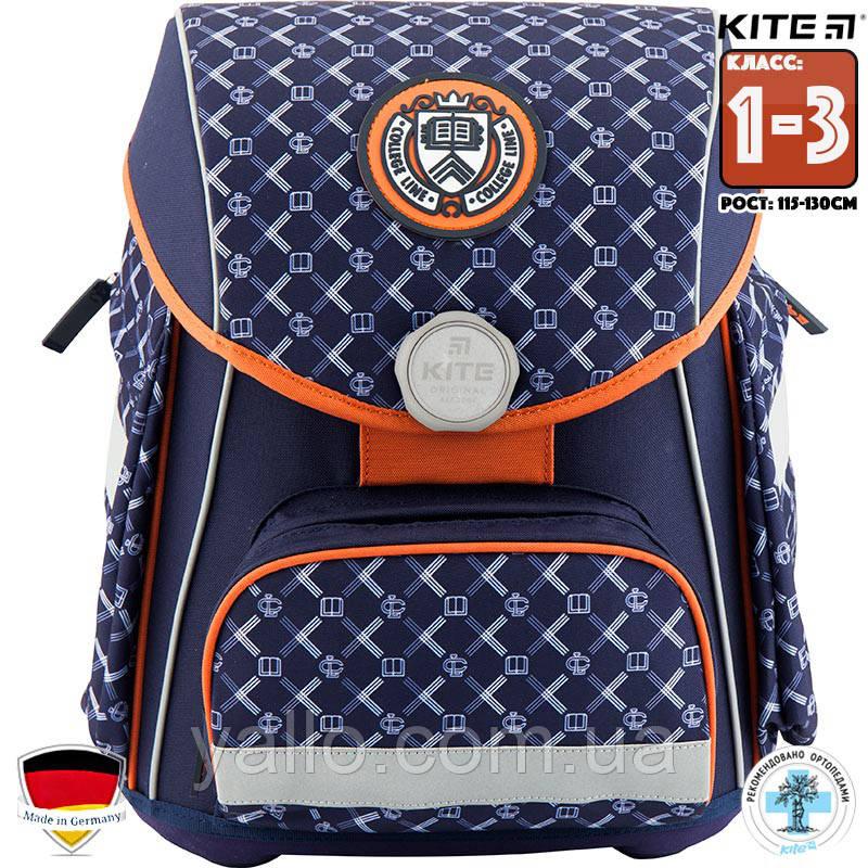 Рюкзак школьный каркасный Kite K18-580S-1. Для классов (1-3)
