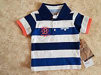 Рубашка поло для новорожденного мальчика 68см 6 мес Mayoral (Испания)