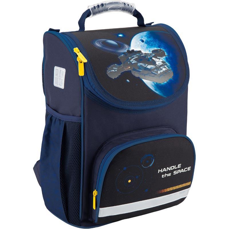 9f8098d751a8 Рюкзак школьный каркасный торговой марки Kite модель Space trip K18-701M-1,  фото