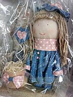 """Дизайнерский сувенир vintage """"лялька """""""