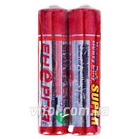 Батарейка Энергия, 1,5V, R03 S2, солевая, AAA (2000025160015), батарейка пальчиковая, Мини пальчиковые батарейки, элемент питания