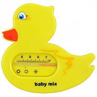Термометр для ванночки Уточка Baby Mix BD-19153
