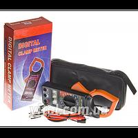 Цифровой мультиметр 266FT, Батарейки, AC, Тестер цифровой, мультиметр, измерительный прибор мультиметр, прибор для измерения