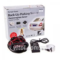 Парктроник ленточный 302, LCD дисплей, парктроник для автомобиля, автомобильный датчик давления, автомобильный парктроник