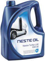 Моторное масло Neste Turbo LXE 10W-30 4L