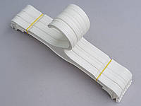 Плечики вешалки тремпеля  WBO26PPU белого цвета, длина 26 см