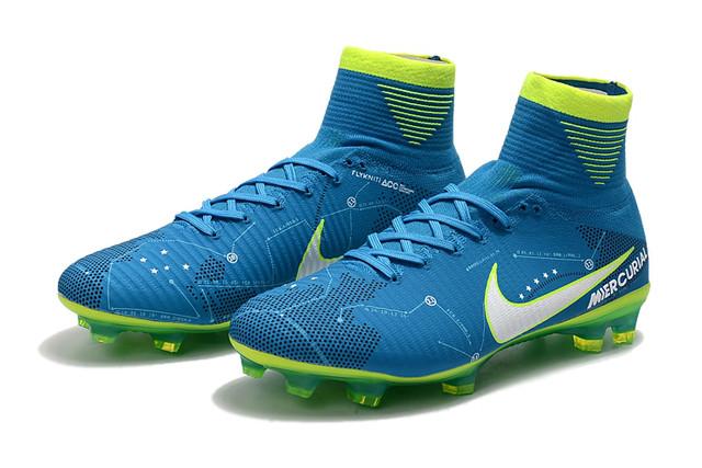 Футбольные бутсы Nike Mercurial Superfly V SX Neymar FG