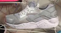 Женские кроссовки хуарачи Nike huarache размер  36 ХАКИ