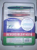Коробка двухсторонняя для воблеров Kalipso 206 /170 /44
