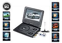 Портативный DVD плеер 7'' OPERA OP-758 (USB/DVD/12V)