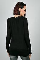 Кофта женская классическая 816K004 (Черный)