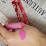 Стойкая сатиновая помада Lime Crime 'Pink champagne', фото 4