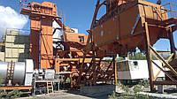 Асфальтный завод WIBAU, производительность 160т в час., фото 1