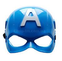 "Маска супергероя ""Капитан Америка"" (Captain America)"