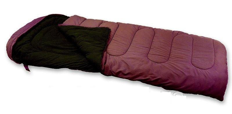 Армейский зимний спальный мешок (спальник) водонепроницаемый VERUS Polar -15°C - 20°C