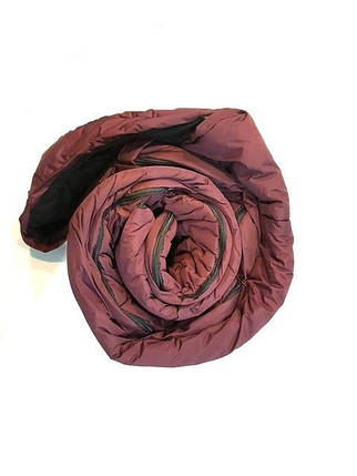 Армейский зимний спальный мешок (спальник) водонепроницаемый VERUS Polar -15°C - 20°C, фото 2