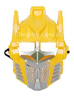 """Маска """"Трансформер"""" желтый (Оптимус Прайм, Optimus)"""