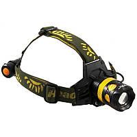 Налобный фонарик Bailong Police BL-6813 20000W