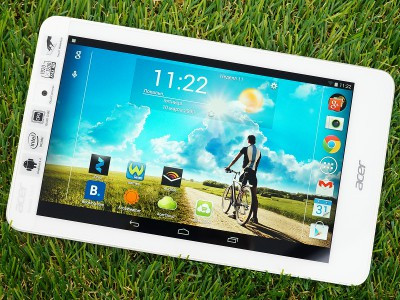 Огляд Acer Iconia A1-840FHD: 64-бітний планшет