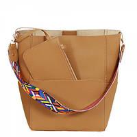 Женская сумка. Коричневая., фото 1