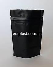 Дой-Пак 15г черный 70х110 с зип замком