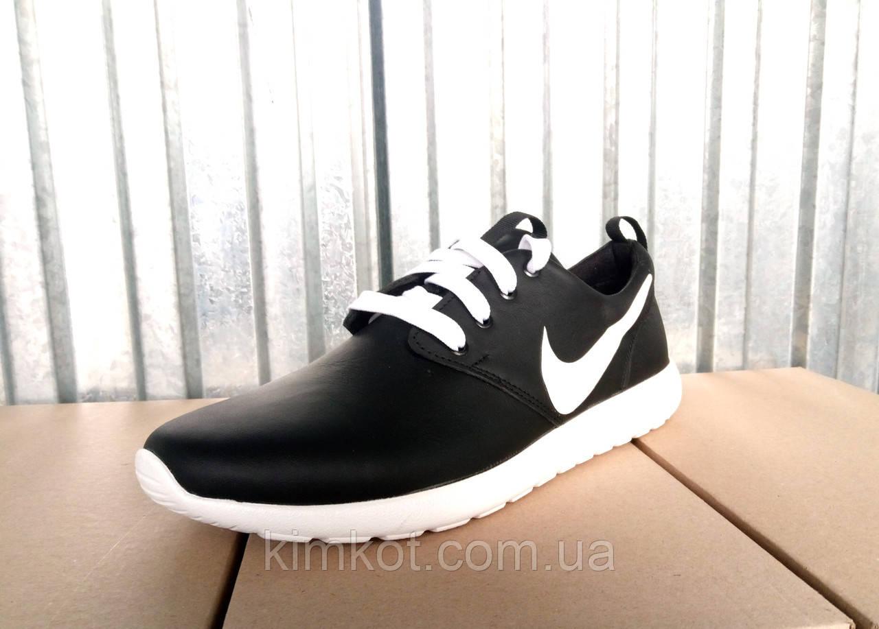 9cdc7c68 Кроссовки кожа Nike Roshe Run мужские 40 -45 р-р: продажа, цена в ...