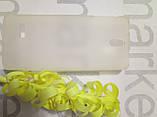 Чохол для Nokia 515 ( білий силікон), фото 3