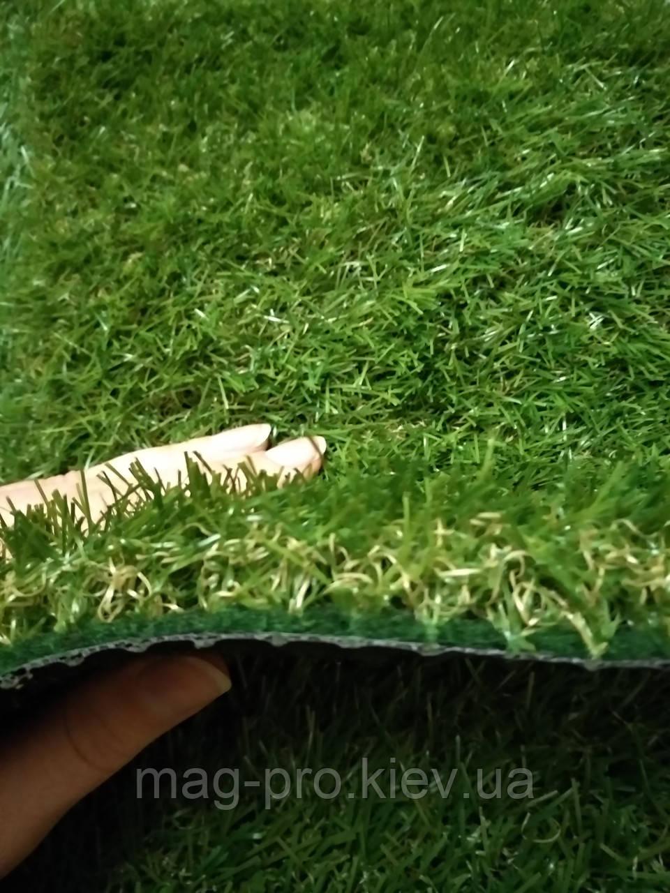 Декоративная искусственная трава TCH Comfort-Backing 30 мм.
