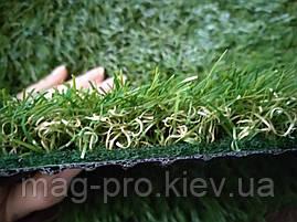 Декоративная искусственная трава TCH Comfort-Backing 30 мм., фото 2