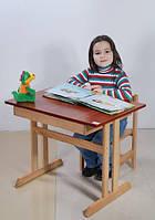 Стол детский Кроха с полочкой для ребенка от 2 до 6 лет