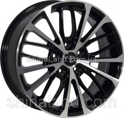 Литые диски Zorat Wheels ZW-BK5343 7x17 5x114,3 ET40 dia60,1 (BP)