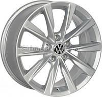 Литые диски Zorat Wheels ZF-TL0285NW 7x17 5x112 ET43 dia57,1 (S)